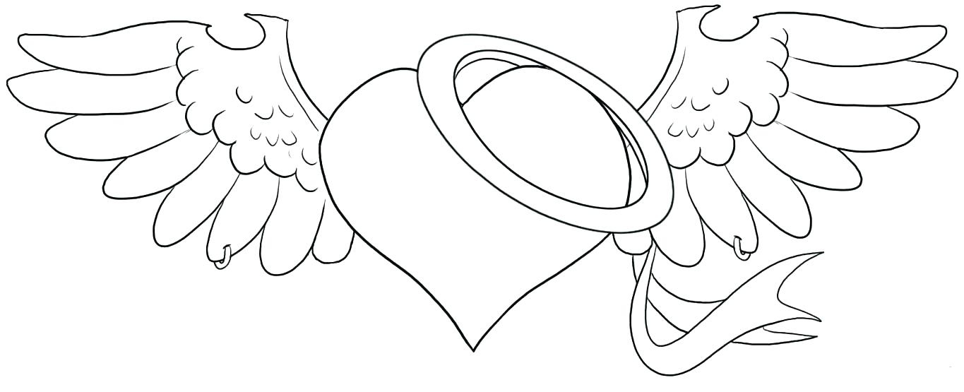 Heart Coloring Pages Anatomy