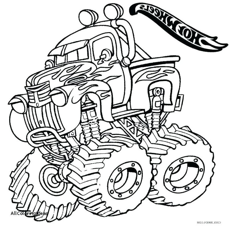 Hot Wheels City Coloring Pages
