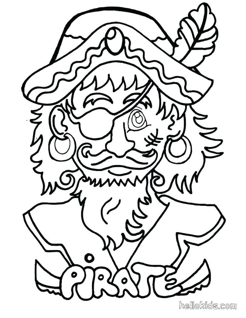 Jake And Neverland Pirate Coloring Pages