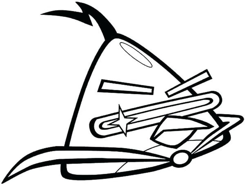 Kids Coloring Pages Angry Birds