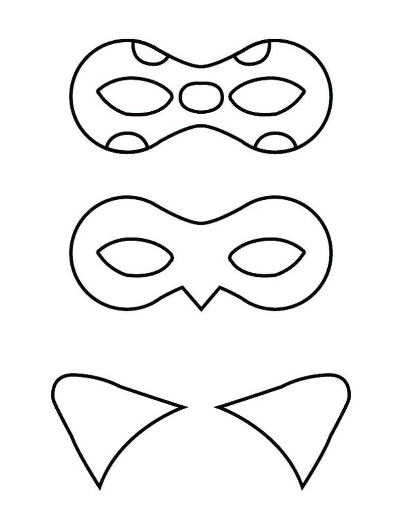 Ladybug Coloring Pages Miraculous