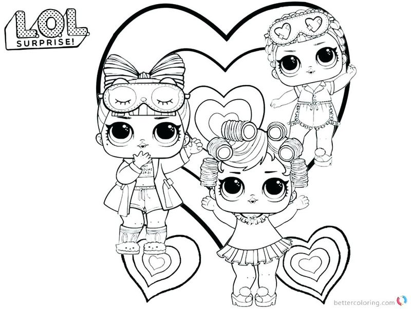 Lol Coloring Pages A4
