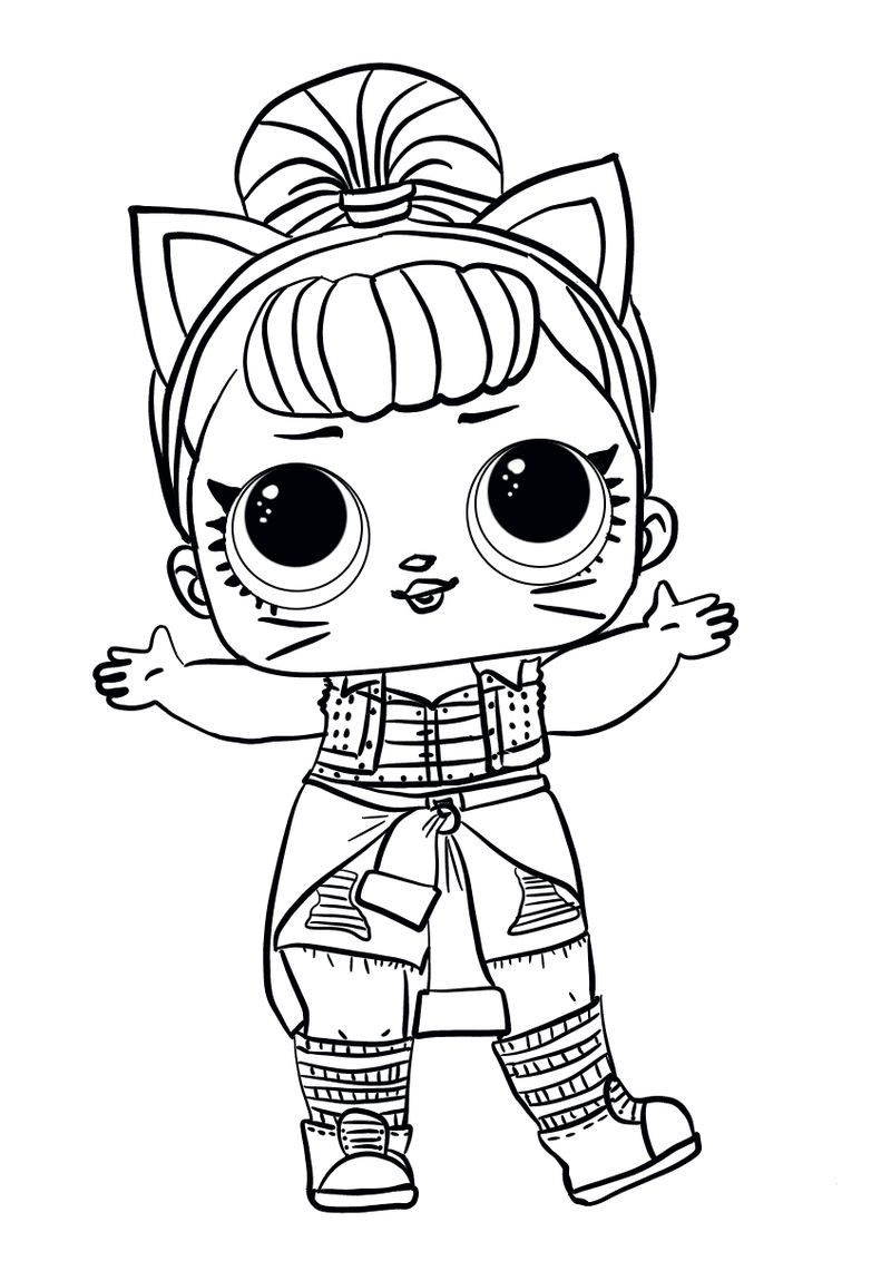 Lol Coloring Pages Bling Queen