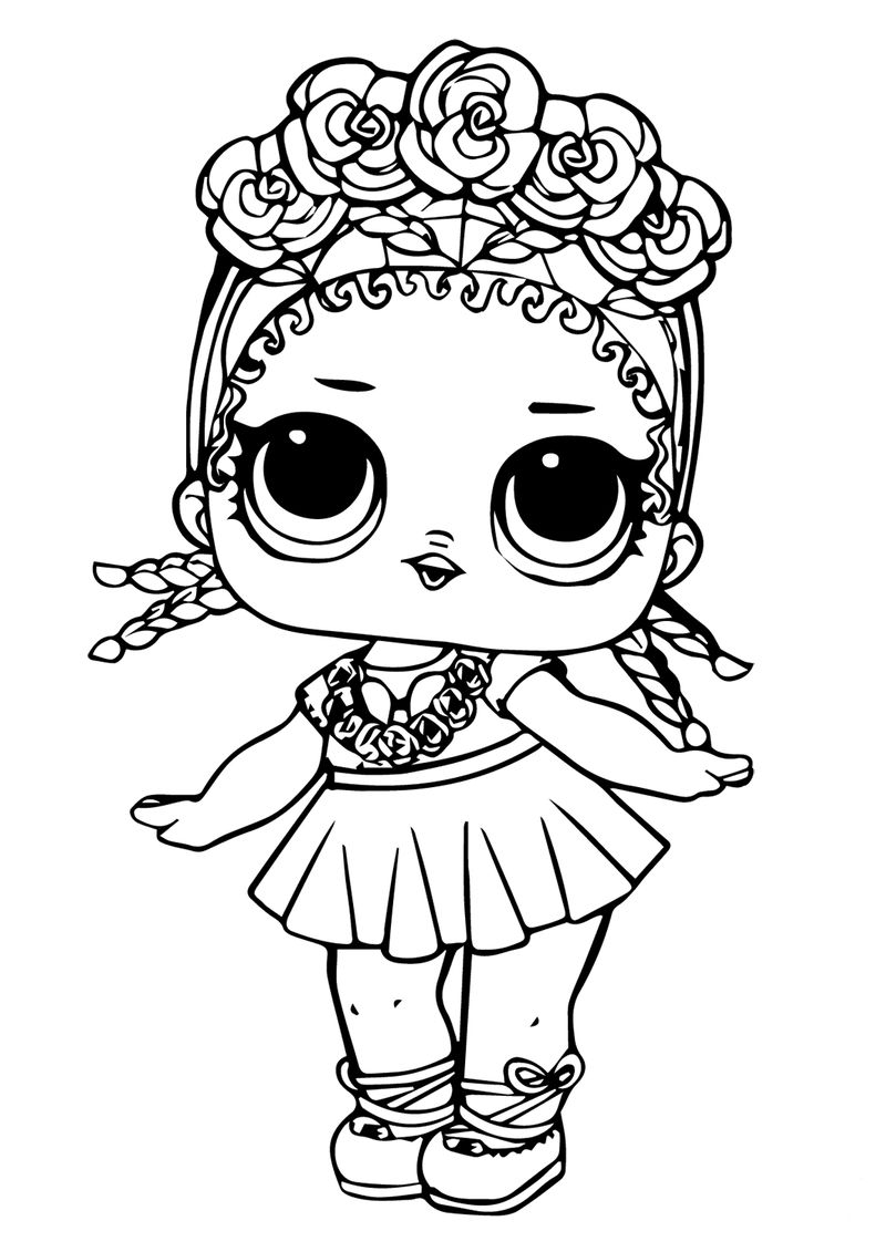 Lol Coloring Pages Boss Queen