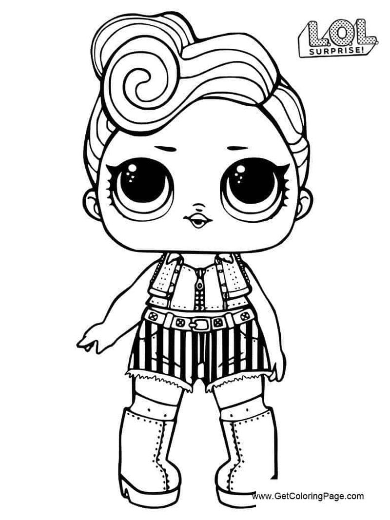 Lol Coloring Pages Cherry