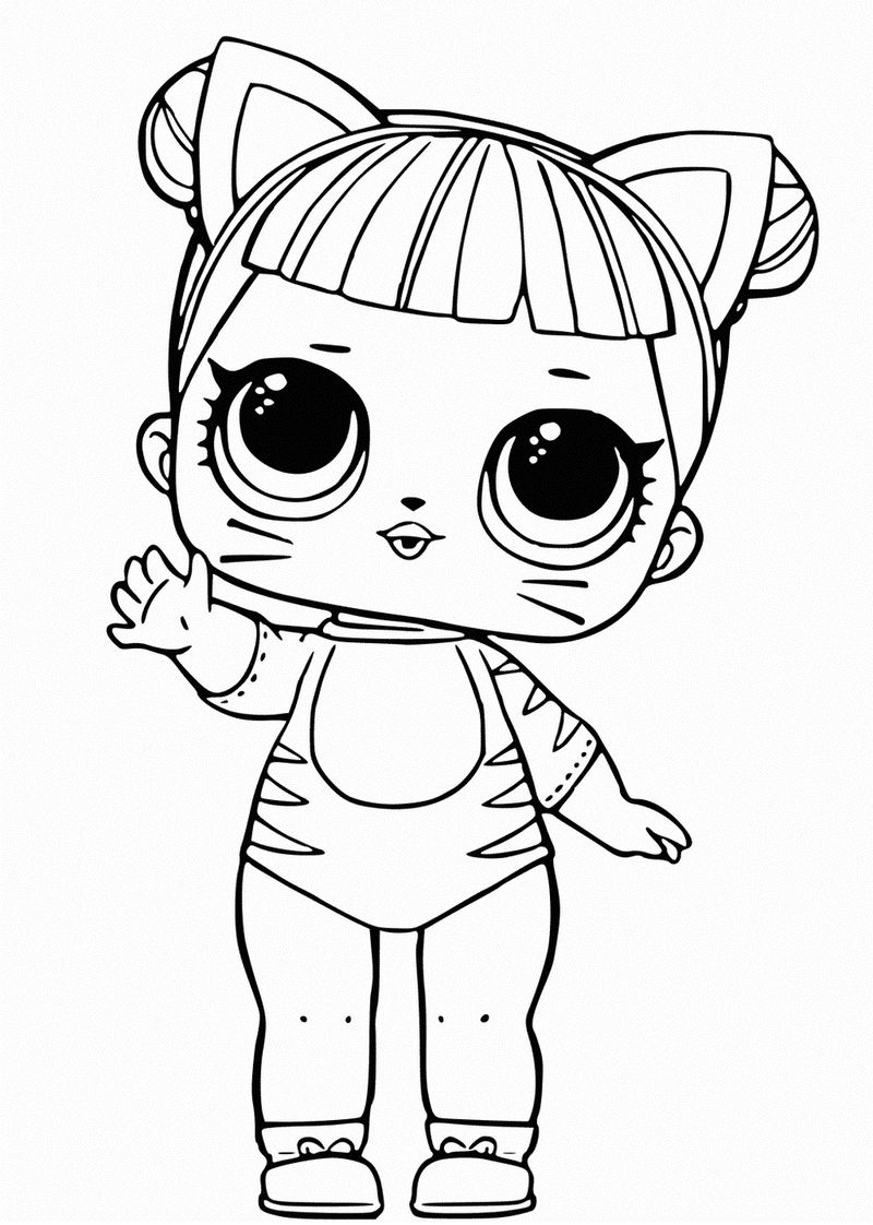 Lol Coloring Pages Series 3