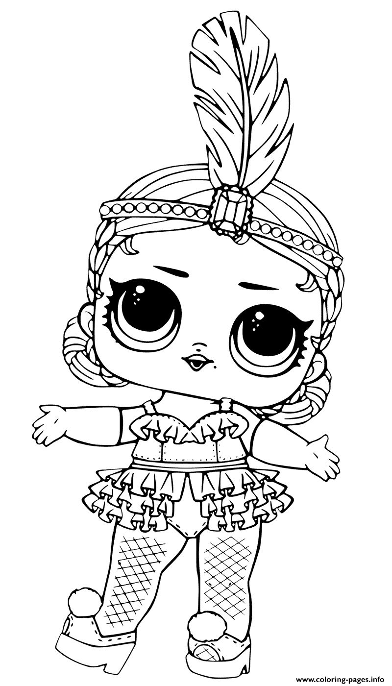 Lol Coloring Pages Sugar And Spice
