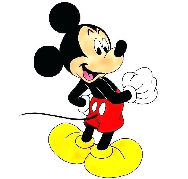 Mickey Mouse Coloring Pages Disney