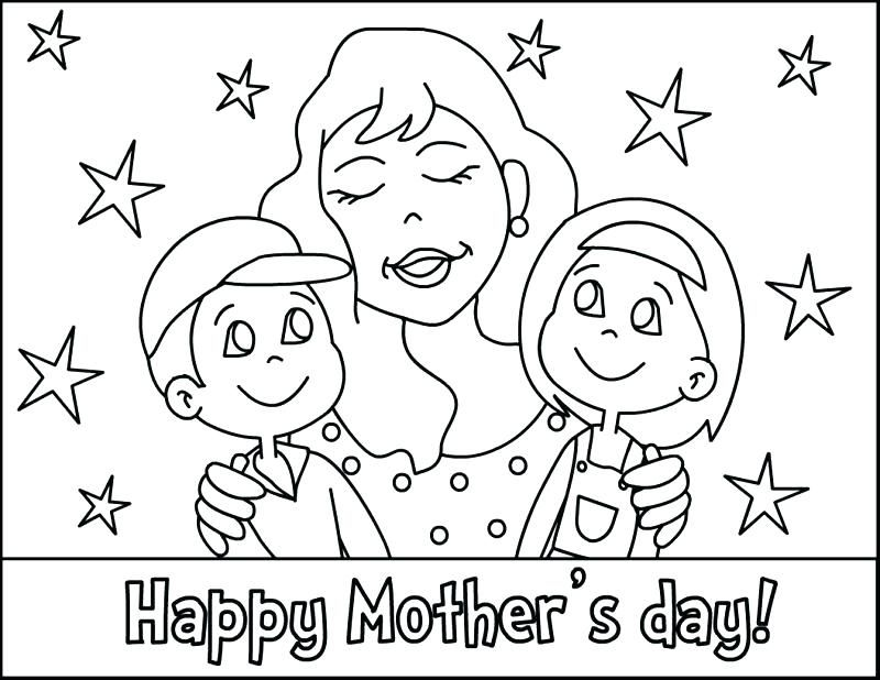 Momjunction Mothers Day Coloring Pages