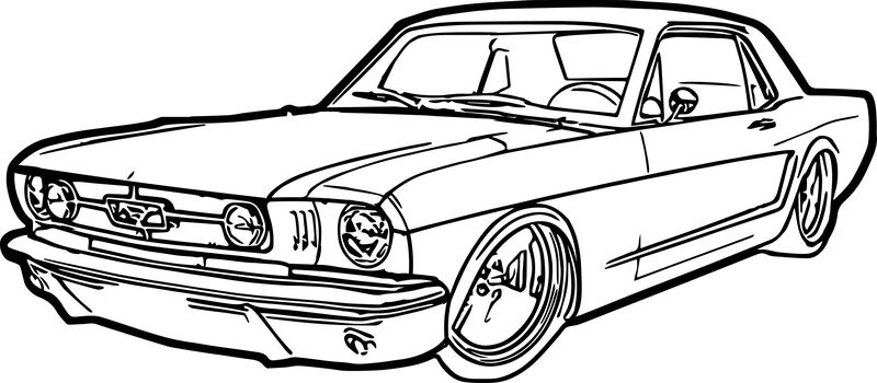 Momjunction Race Car Coloring Pages