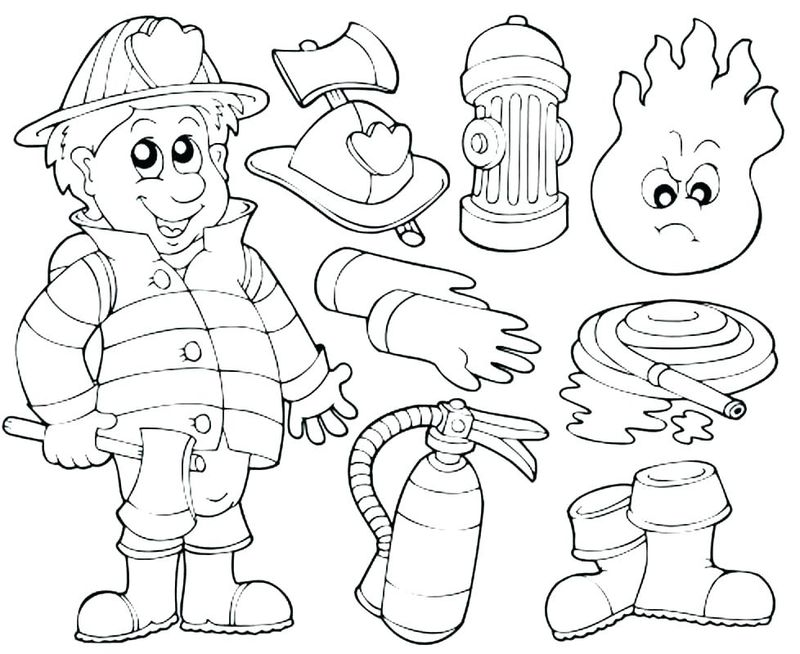 Penny Coloring Sheet