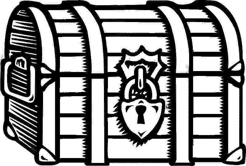 Pirate Boat Coloring Pages