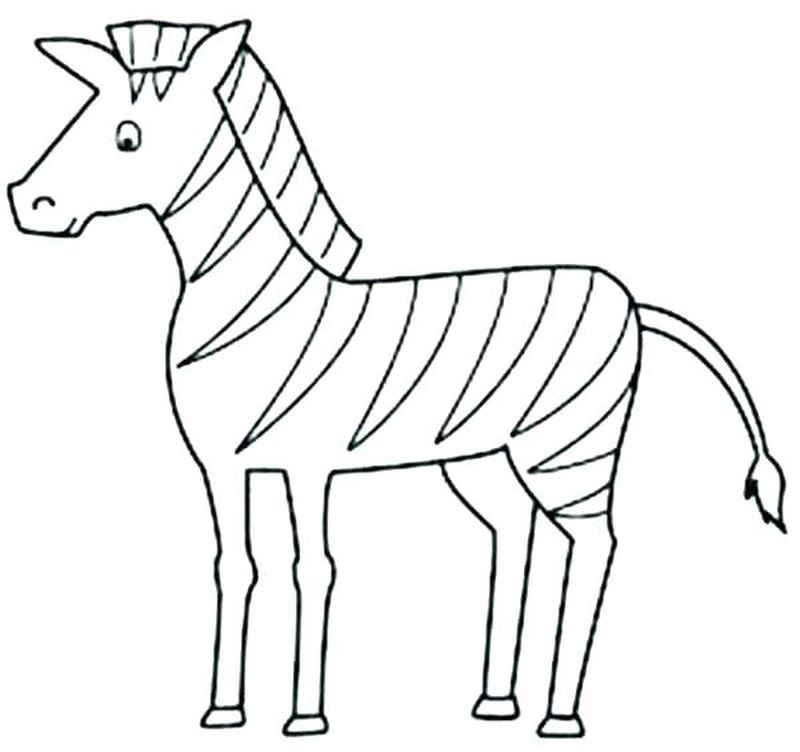 Power Rangers Zebra Zord Coloring Pages