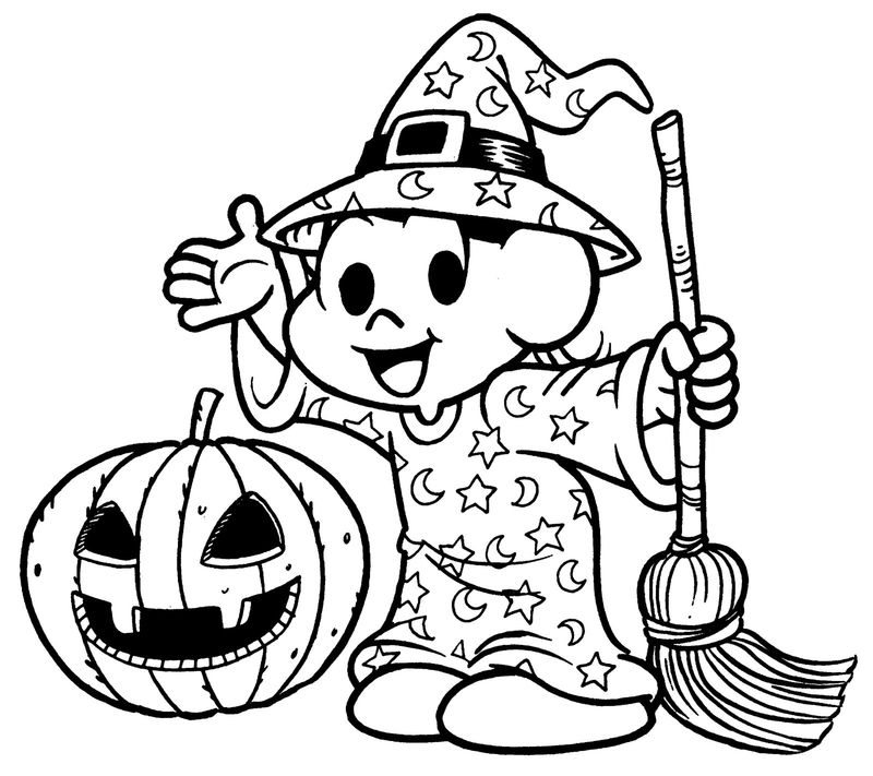 Pumpkin Coloring Pages For Church