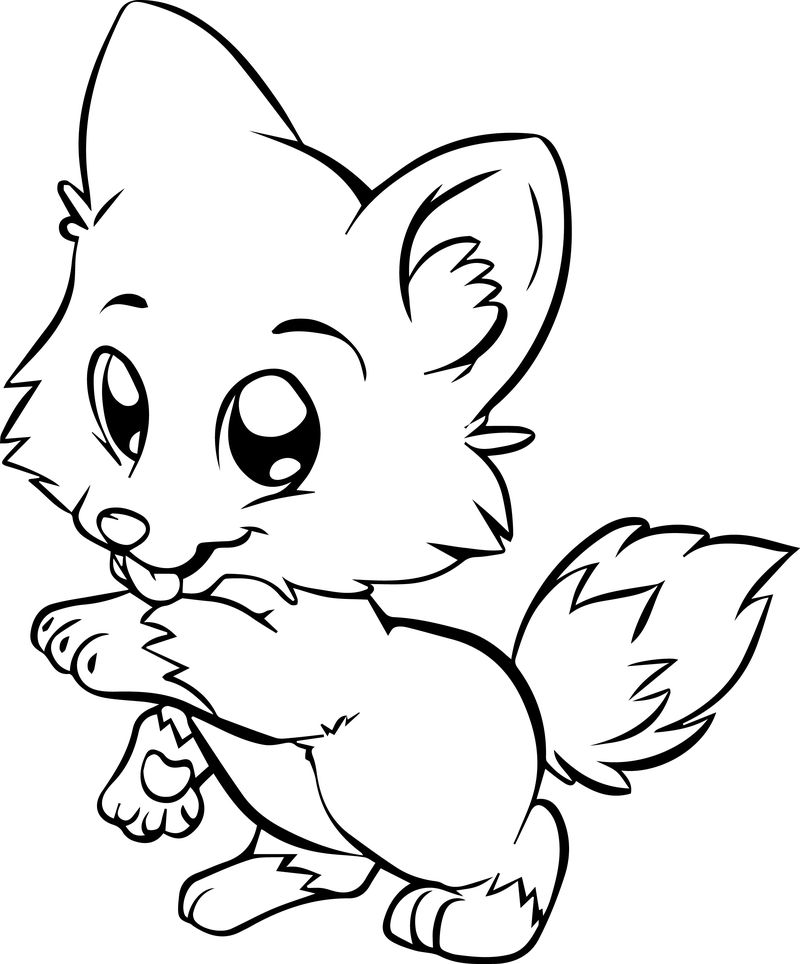 Puppy Coloring Pages Momjunction