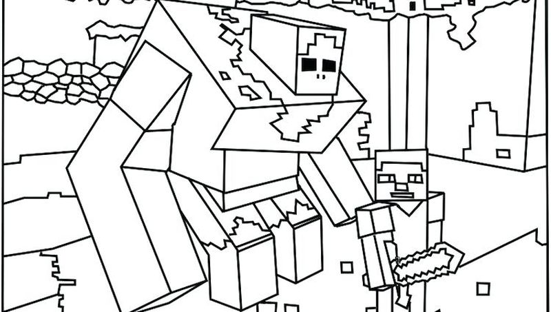 Roblox Denis Coloring Pages