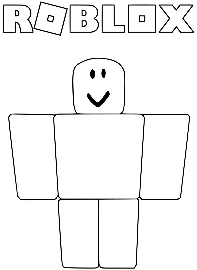 Roblox Ice Cream Simulater Coloring Pages