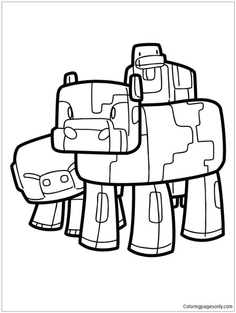 Roblox Robot Coloring Page