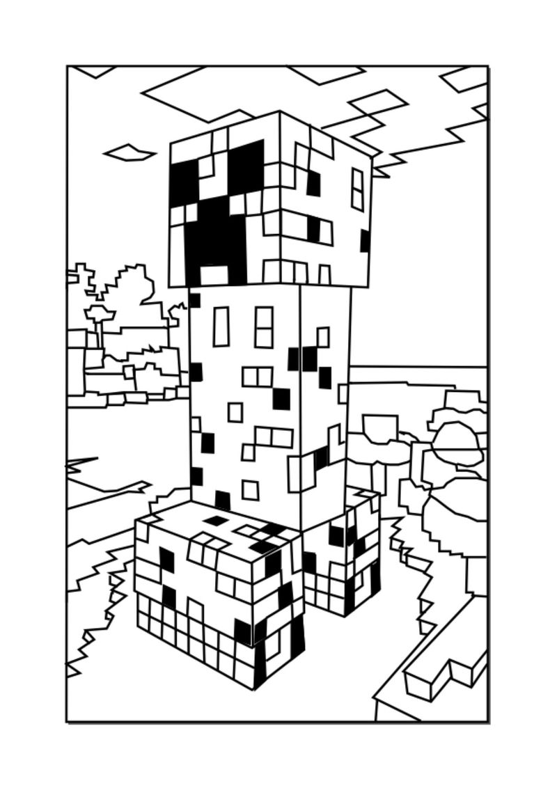 Roblox Shedletsky Coloring Pages