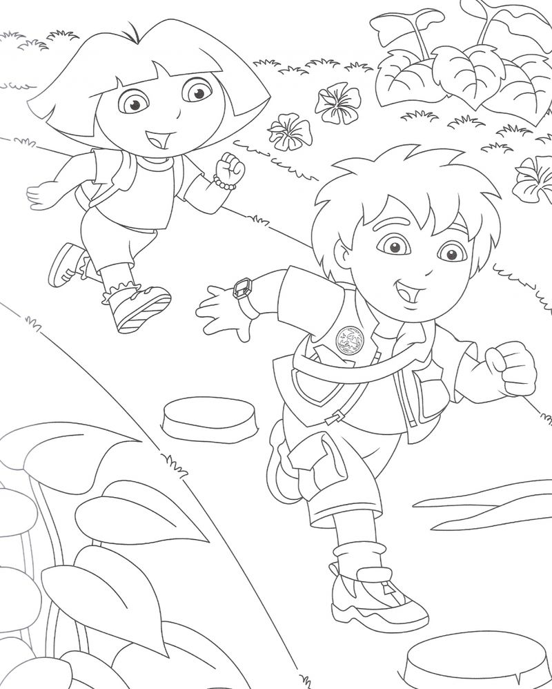 San Diego Coloring Pages