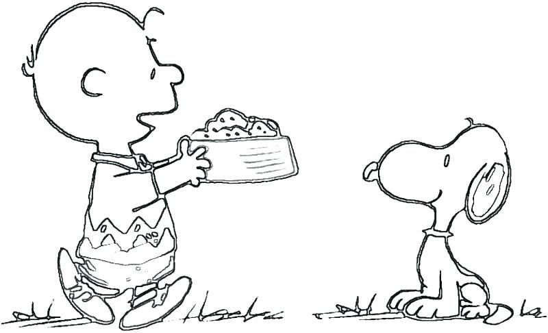 Snoopy 4th Of July Coloring Page