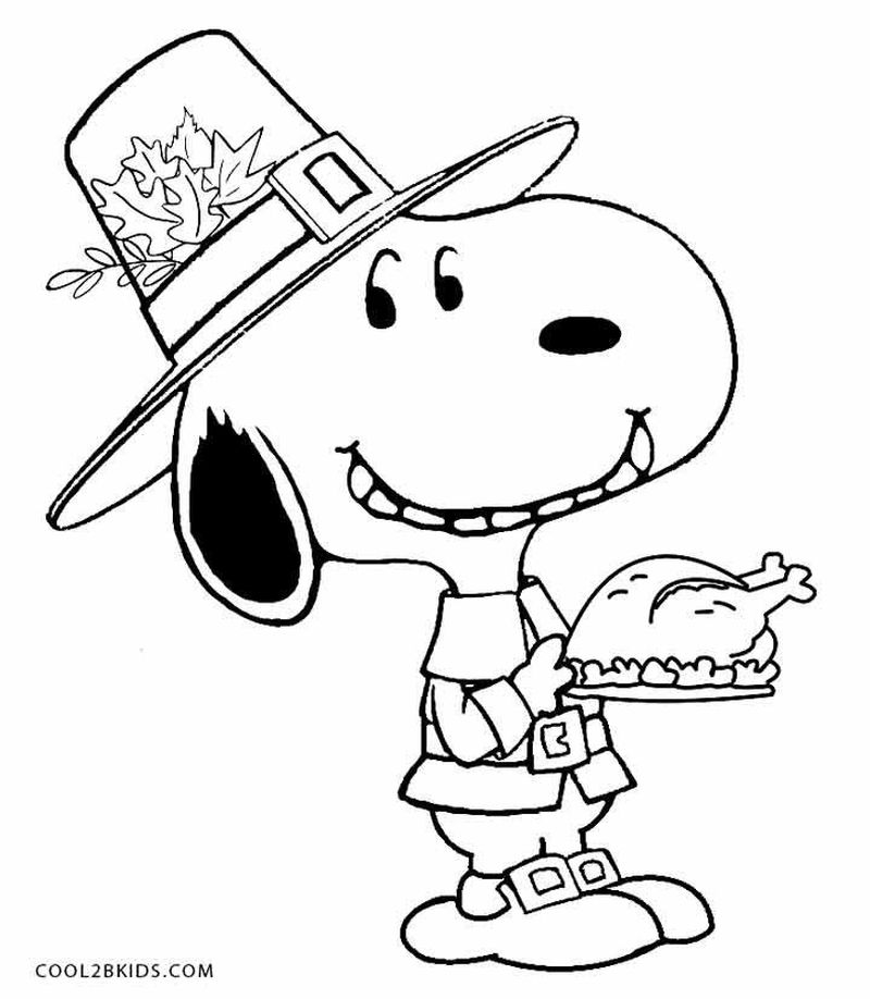 Snoopy Coloring Pages For Adults
