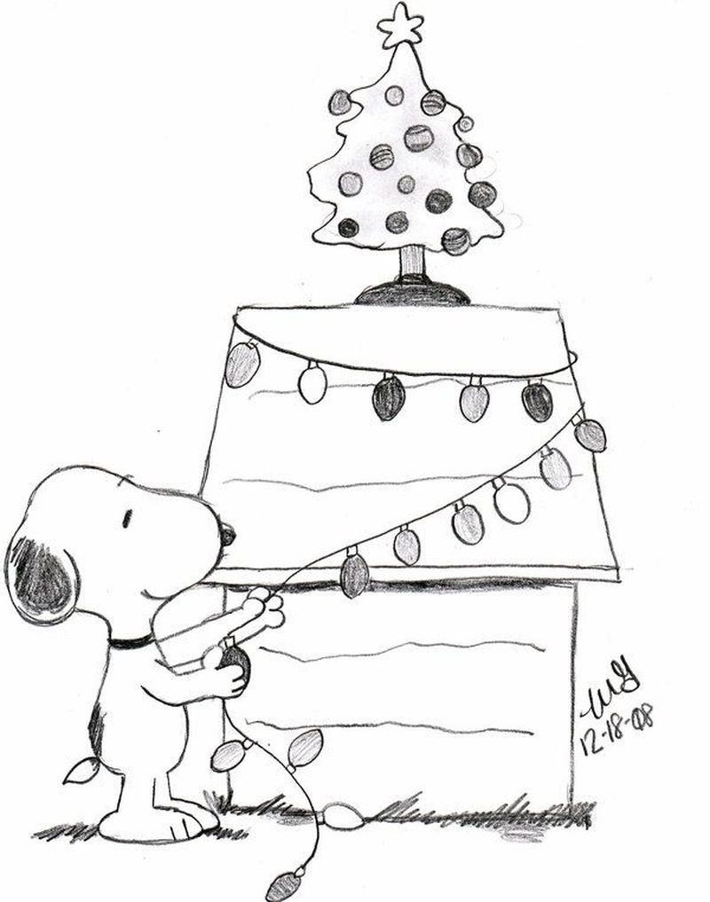 Snoopy Pictures To Print
