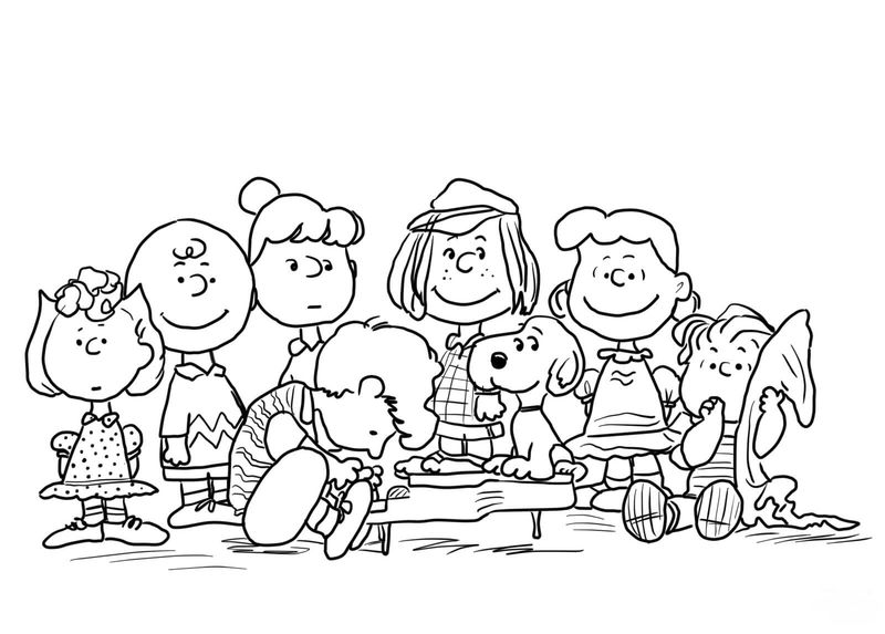 Snoopy Red Baron Coloring Pages