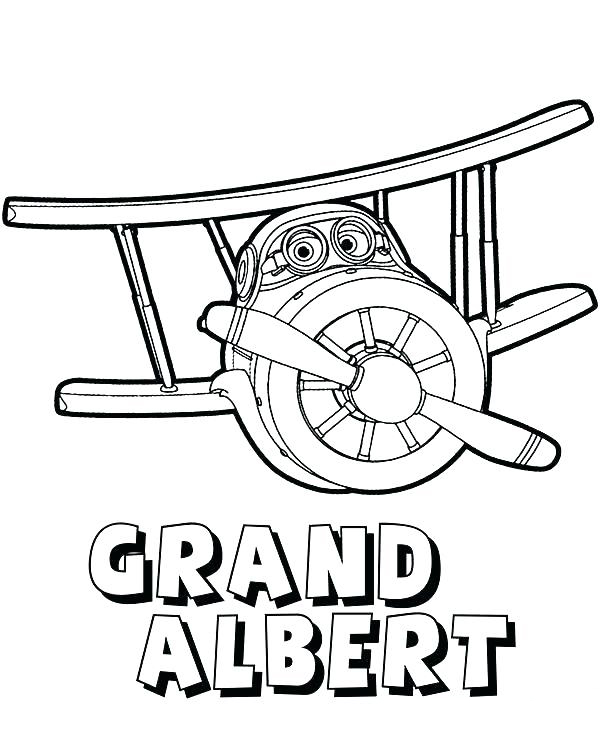Super Wings Coloring Pages Online