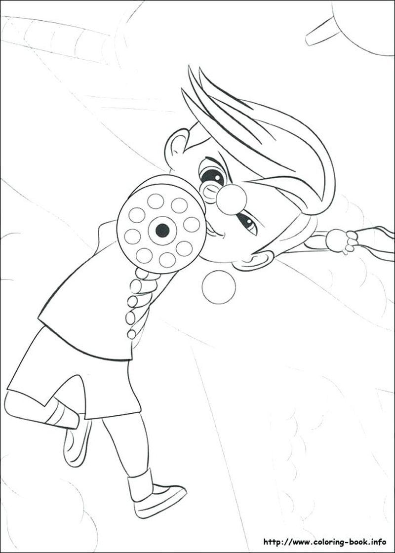 The Boss Baby Tim And Boss Baby Coloring Pages Online