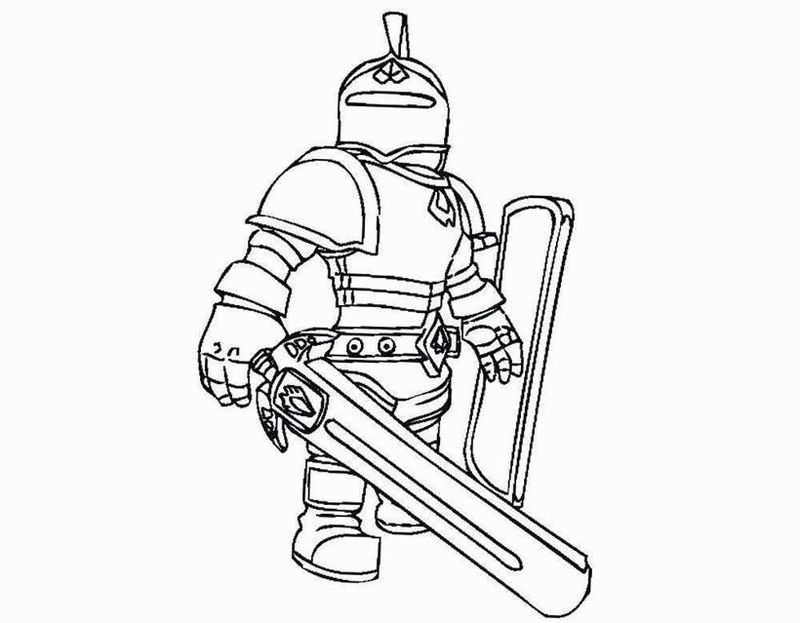 The Pals Roblox Coloring Pages