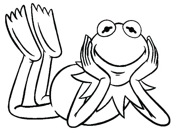 Tiana And The Frog Coloring Pages