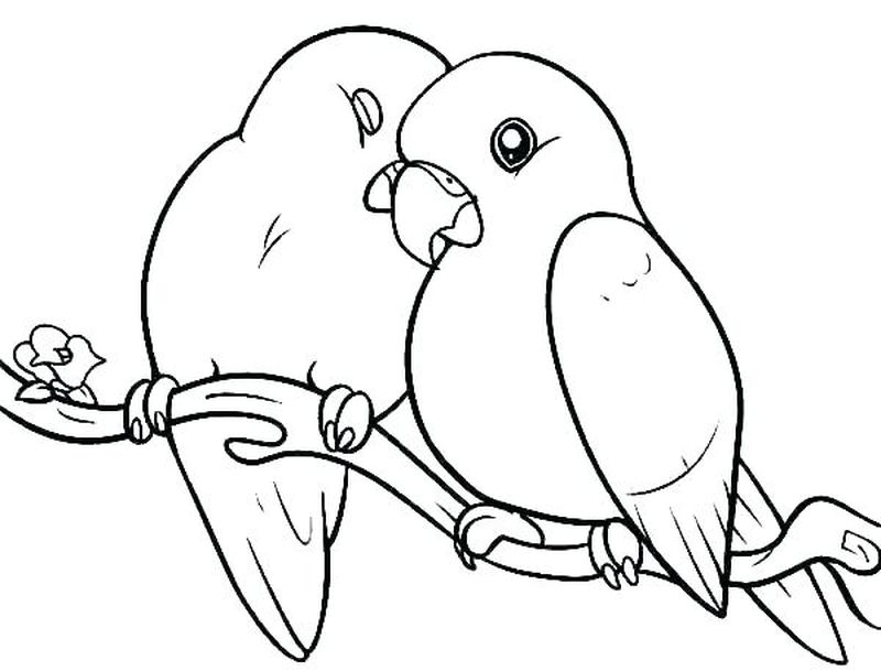 Tweety Bird Christmas Coloring Pages