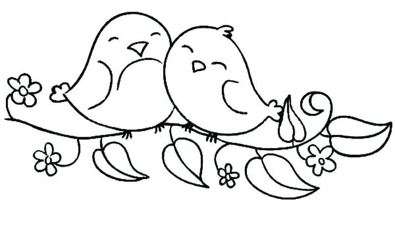 Tweety Bird Outlines