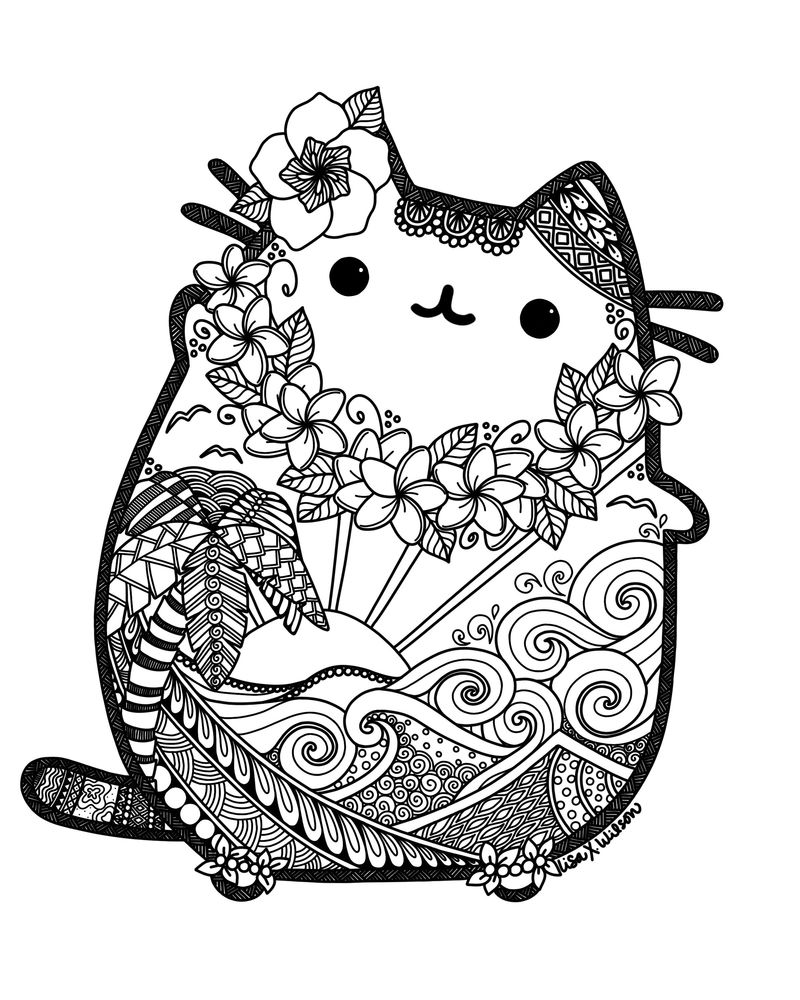 Warrior Cats Coloring Pages Printable