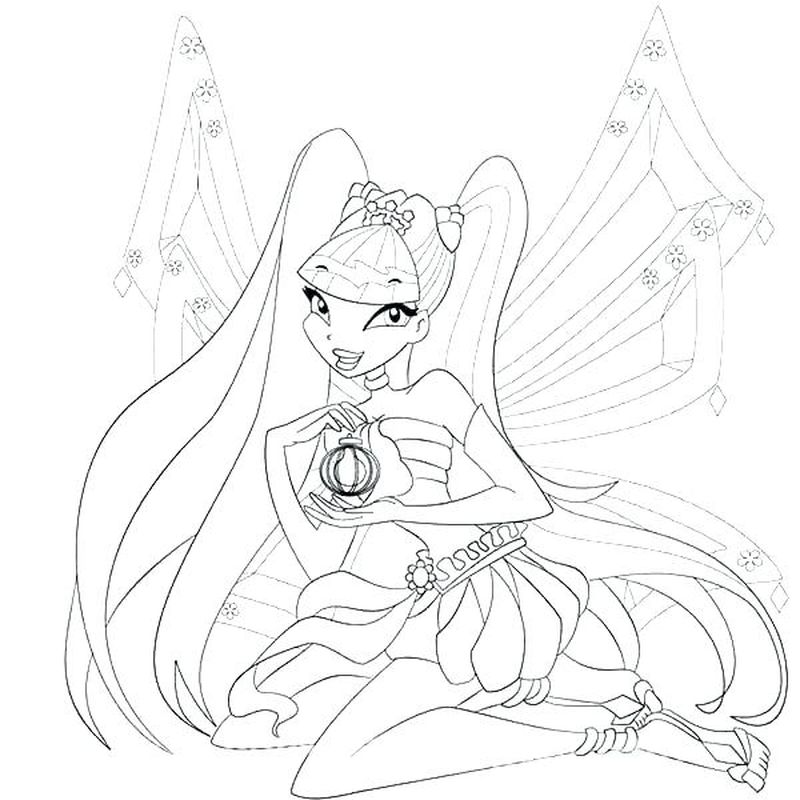 Winx Club Pictures Of Bloom