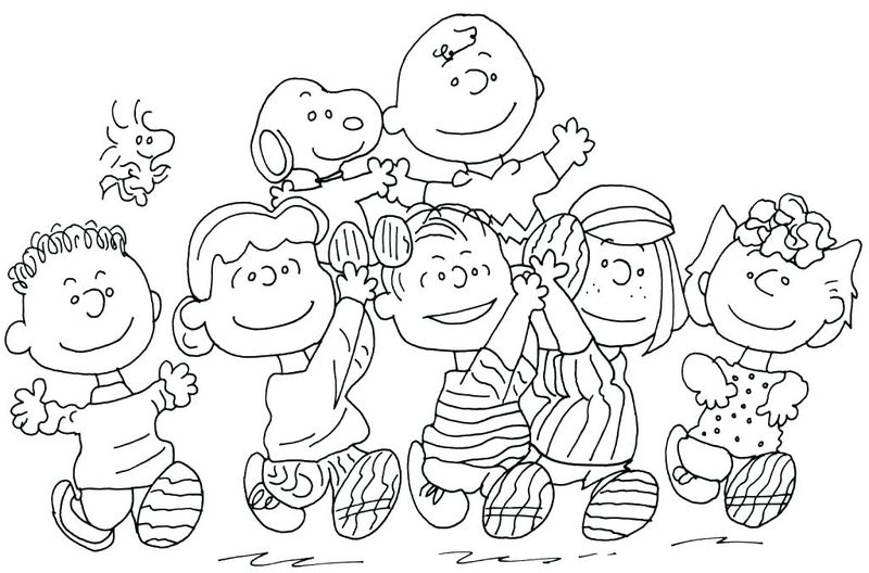 Woodstock Coloring Page