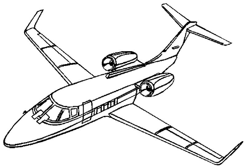 Ww2 Airplane Coloring Pages
