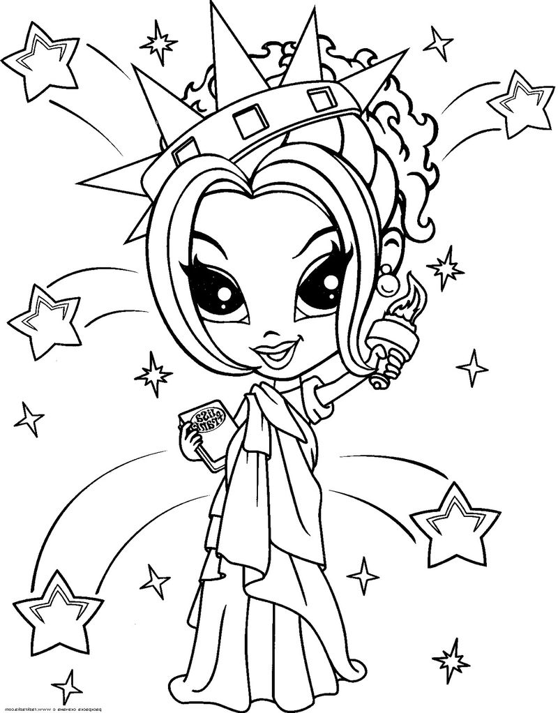 all lisa frank coloring pages