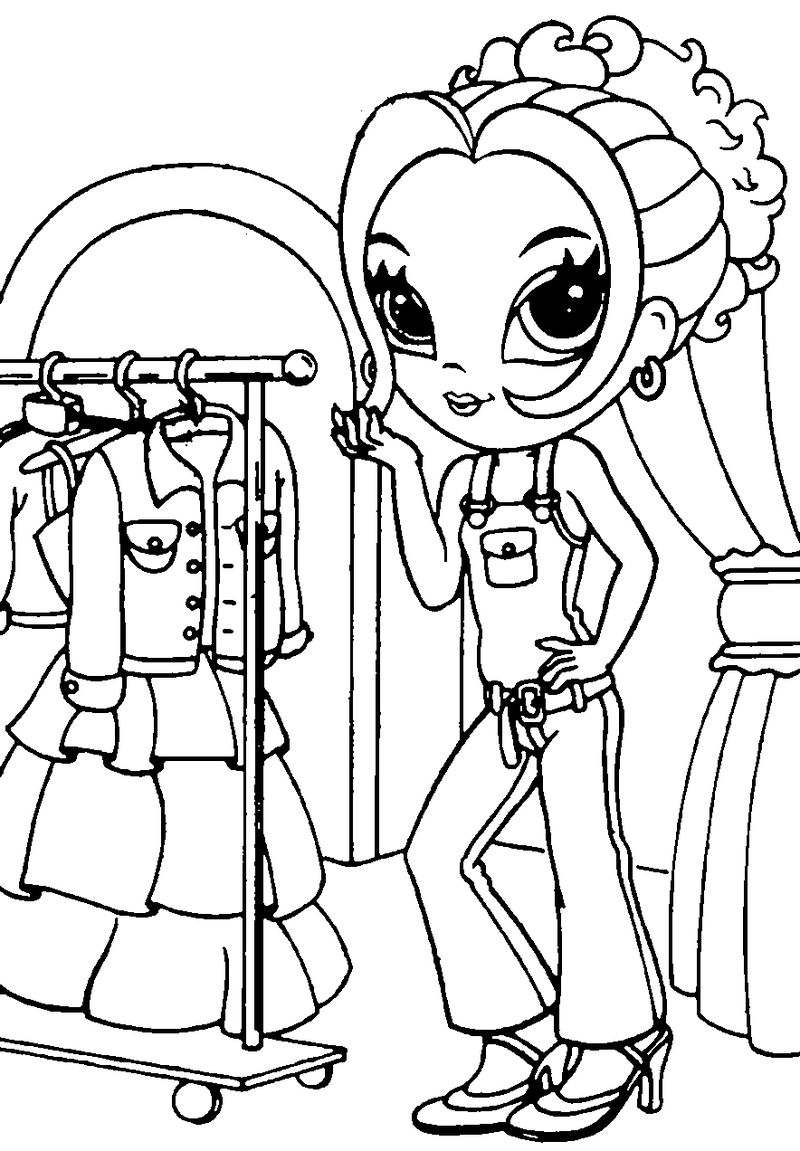 free printable lisa frank coloring pages