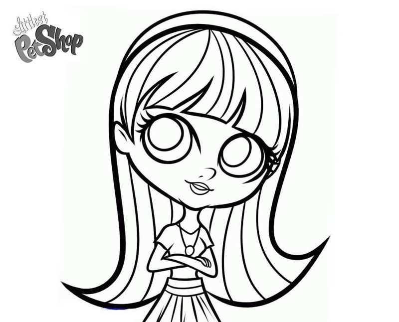 All Littlest Pet Shop Coloring Pages free