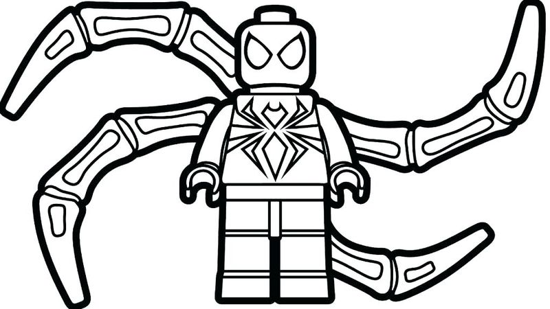 Amazing Spider Man 2 Coloring Pages