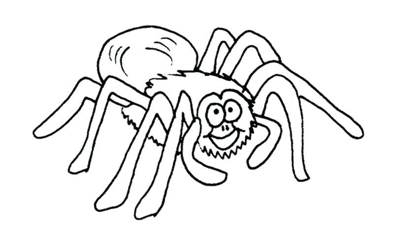 Anansi Spider Coloring Pages
