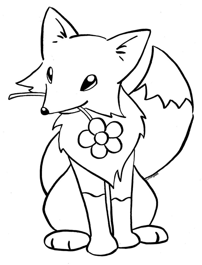 Animal Jam Coloring Pages Wolf And Tiger Free