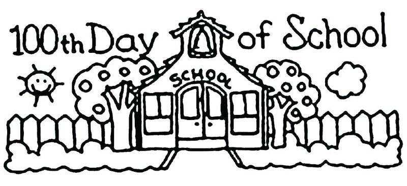 BACK TO SCHOOL COLORING PAGES PRESCHOOL