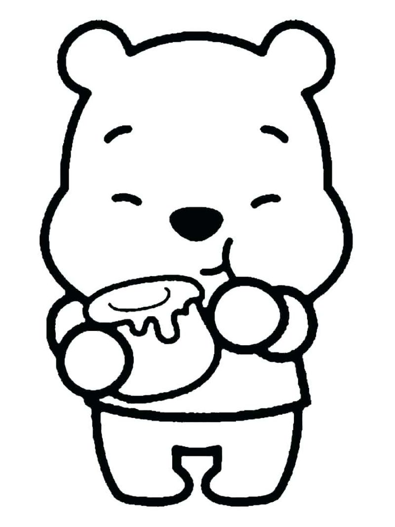 Baby Animal Coloring Pages Hamster