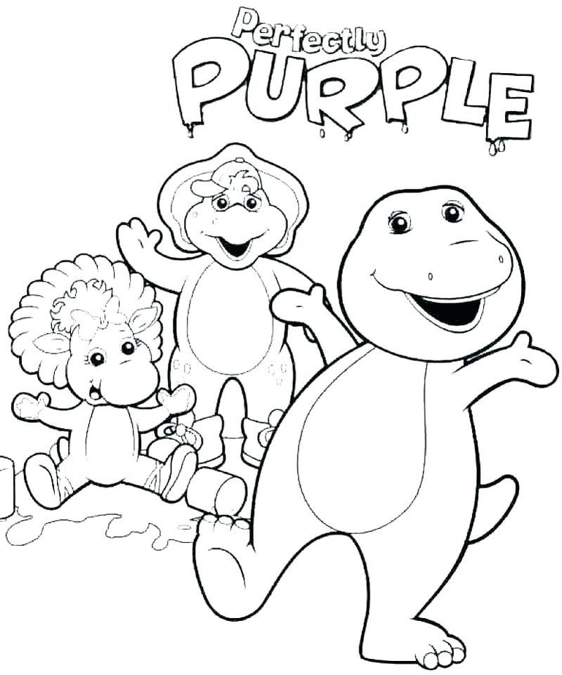 Banny And Friend Printable