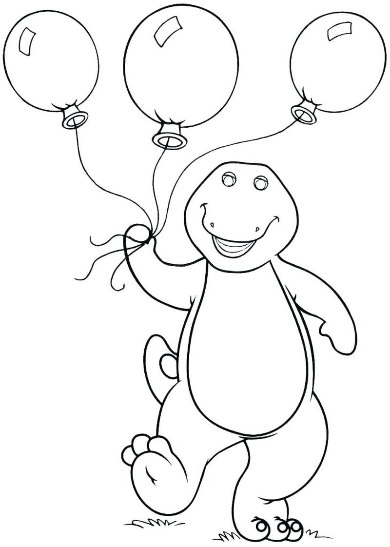 Barney And Friends Books Printable