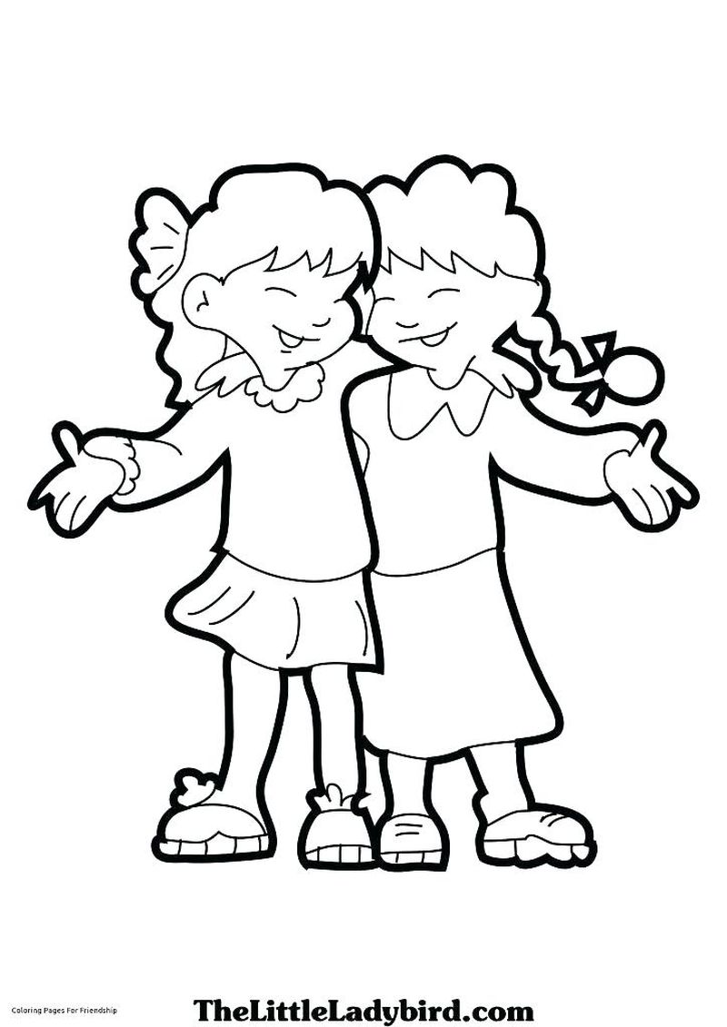 Best Friend Coloring Pages Quotes