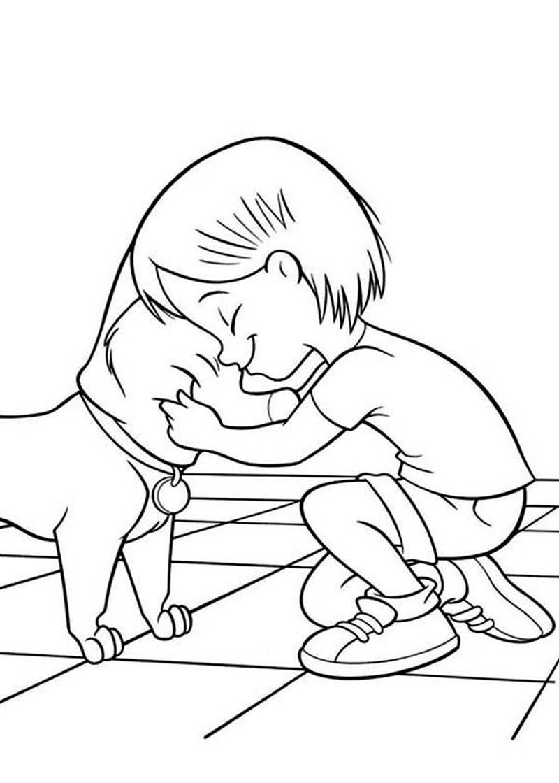 Bold Coloring Pages